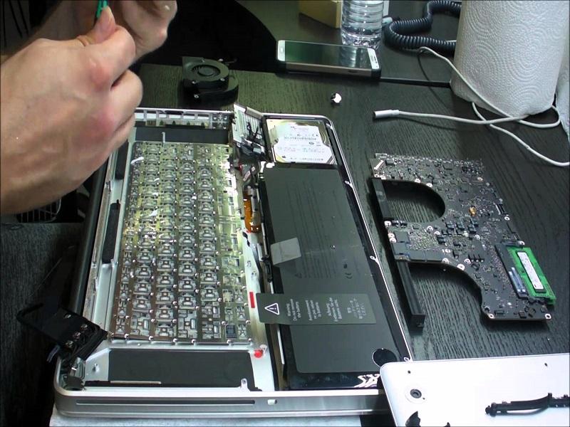 macbook laptop keyboard